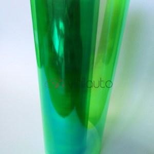 Зеленый хамелеон для фар