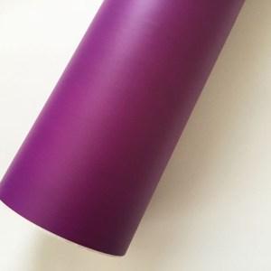 Фиолетовая матовая виниловая пленка (1)