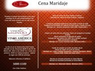 #PromoVinsfera &#8211; Te invitamos a cenar en Cot France (Guadalajara, Mxico).