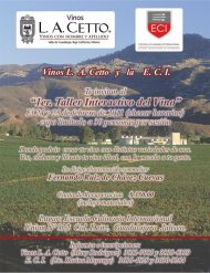 Haz tu vino en el primer taller interactivo del vino L.A. Cetto (Guadalajara, Mxico).