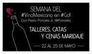 Semana del #VinoMexicano con @Poncelis en #GDL