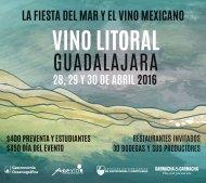 Vuelve VinoLitoral a Guadalajara
