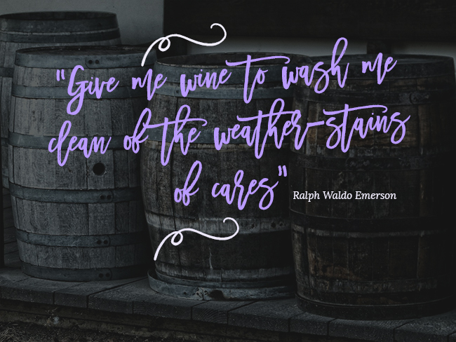 Famous Wine Quotes and Wine Sayings - VinMaps®