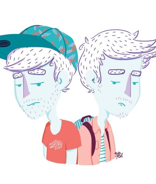 Kevin et Jordan