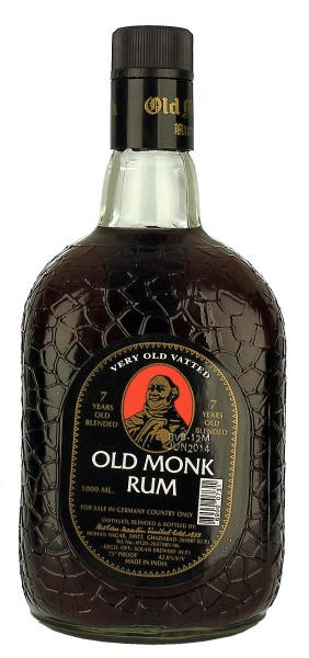 Cidre Kaufen Old Monk Very Old Vatted Rum 7 Years 42,8% Vol. Online