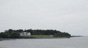 Coastline, Newport County.  Photo Courtesy of Christy Sherard