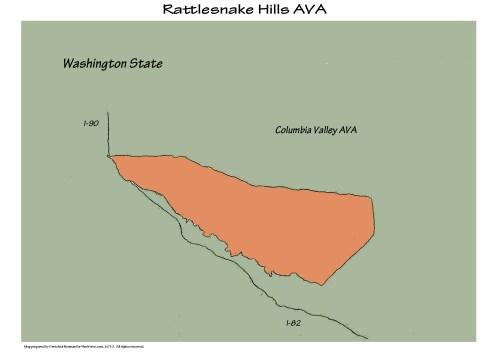 Rattlesnake Hills AVA