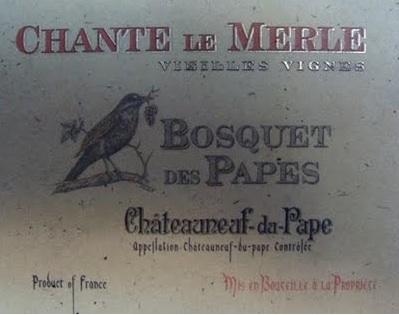 Bosquet du Pape