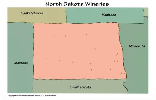 North Dakota Wineries