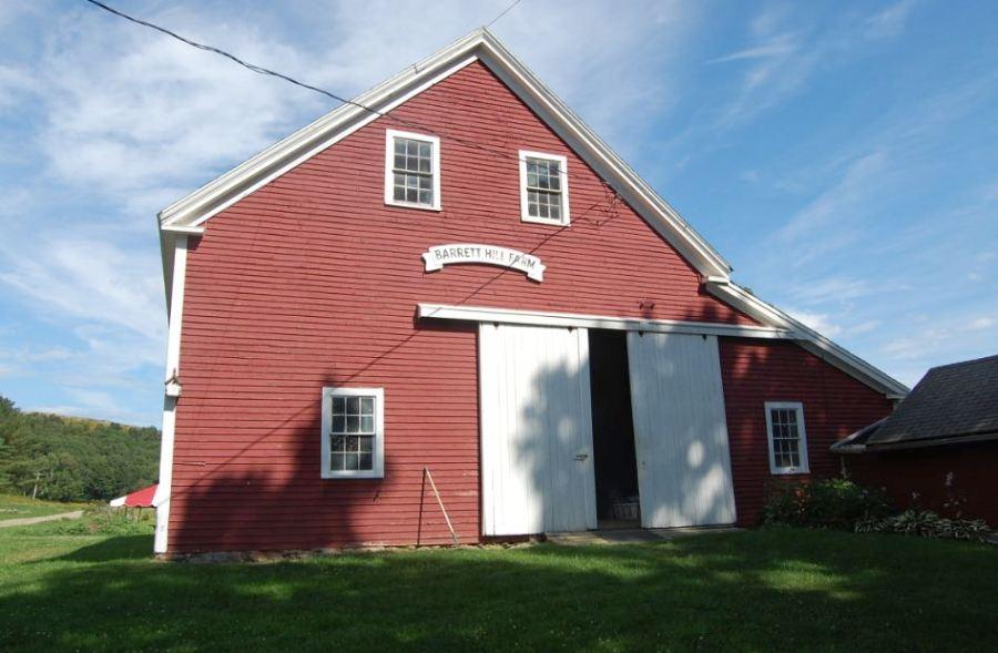 Barrett HIll Farm / Photo: Marguerite Barrett