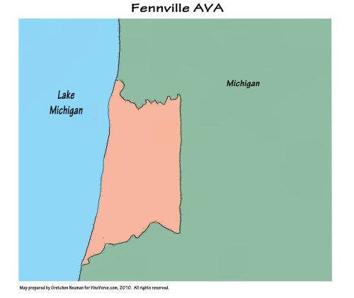 Fennville AVA ~ Western Michigan