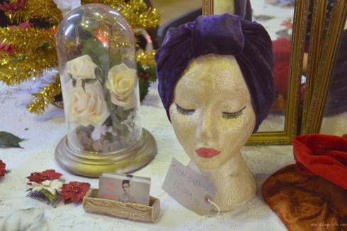 Rosie Alia Hair Turban Mid Century Market