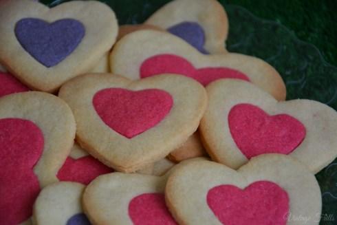 Heart Biscuit Recipe
