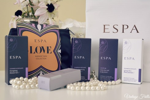 Espa Skincare Review