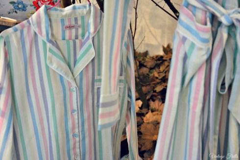 Cath Kidston AW15 Press Day - Retro Striped Pyjamas