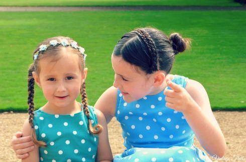 Lindy Bop Audrey Kids Dresses  Vintage Frills