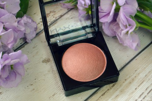 NYX Baked Blush in Chiffon