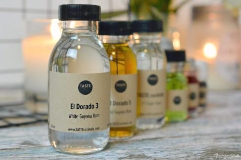 Taste Rum Mojito Ingredients