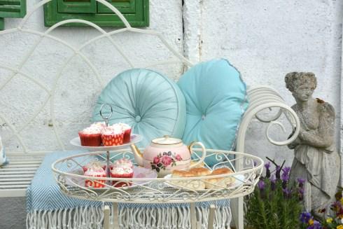 Vintage Afternoon Tea 13