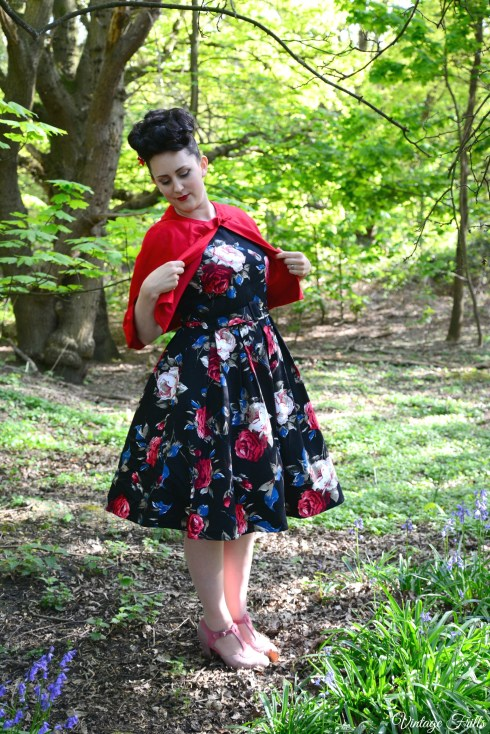 Dolly and Dotty Sabrina Cape Review