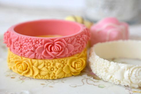 Cath Kidston Celluloid Style Bangles
