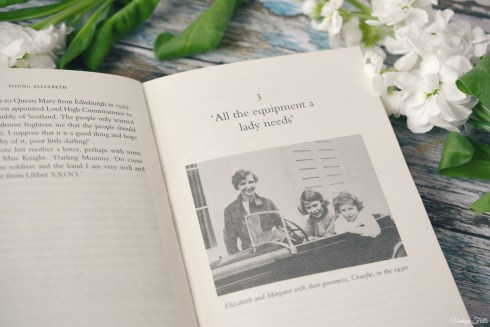 Young Elizabeth by kate Williams Book Review