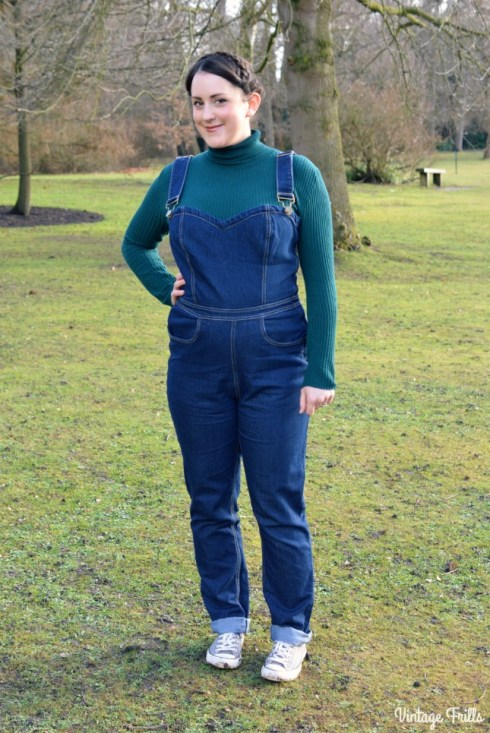 Collectif Dungarees