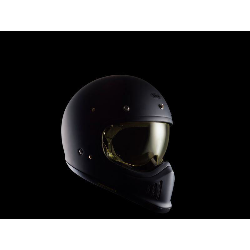 Intercom Moto Casque Moto Integral Ex-zero - Shoei