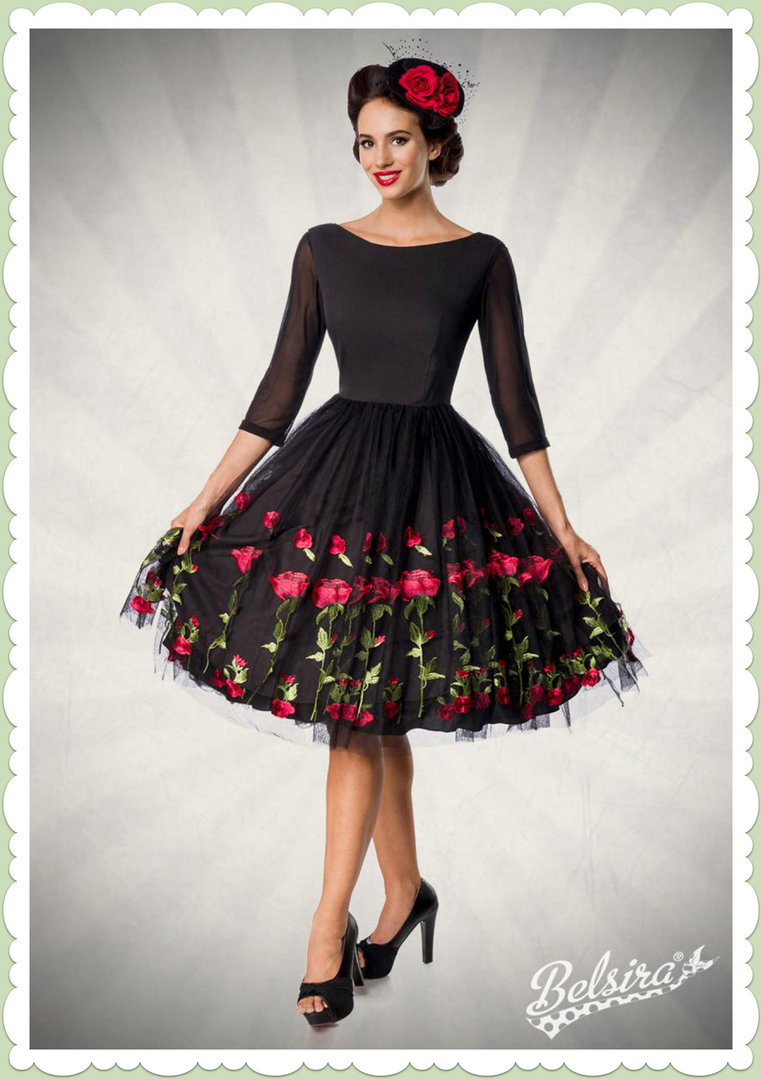 50er Jahre Style 50er 50s Fifties Stil Kleider Different Dressed De