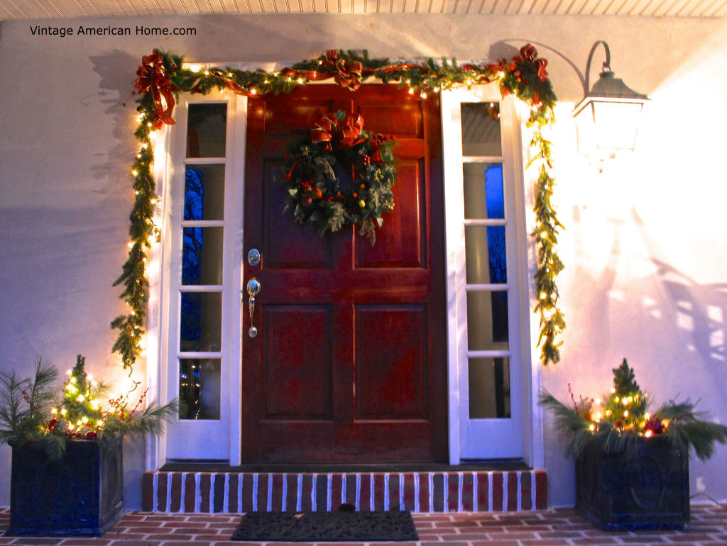 House Decoration Images Decorating The Outside Of Your House For Christmas
