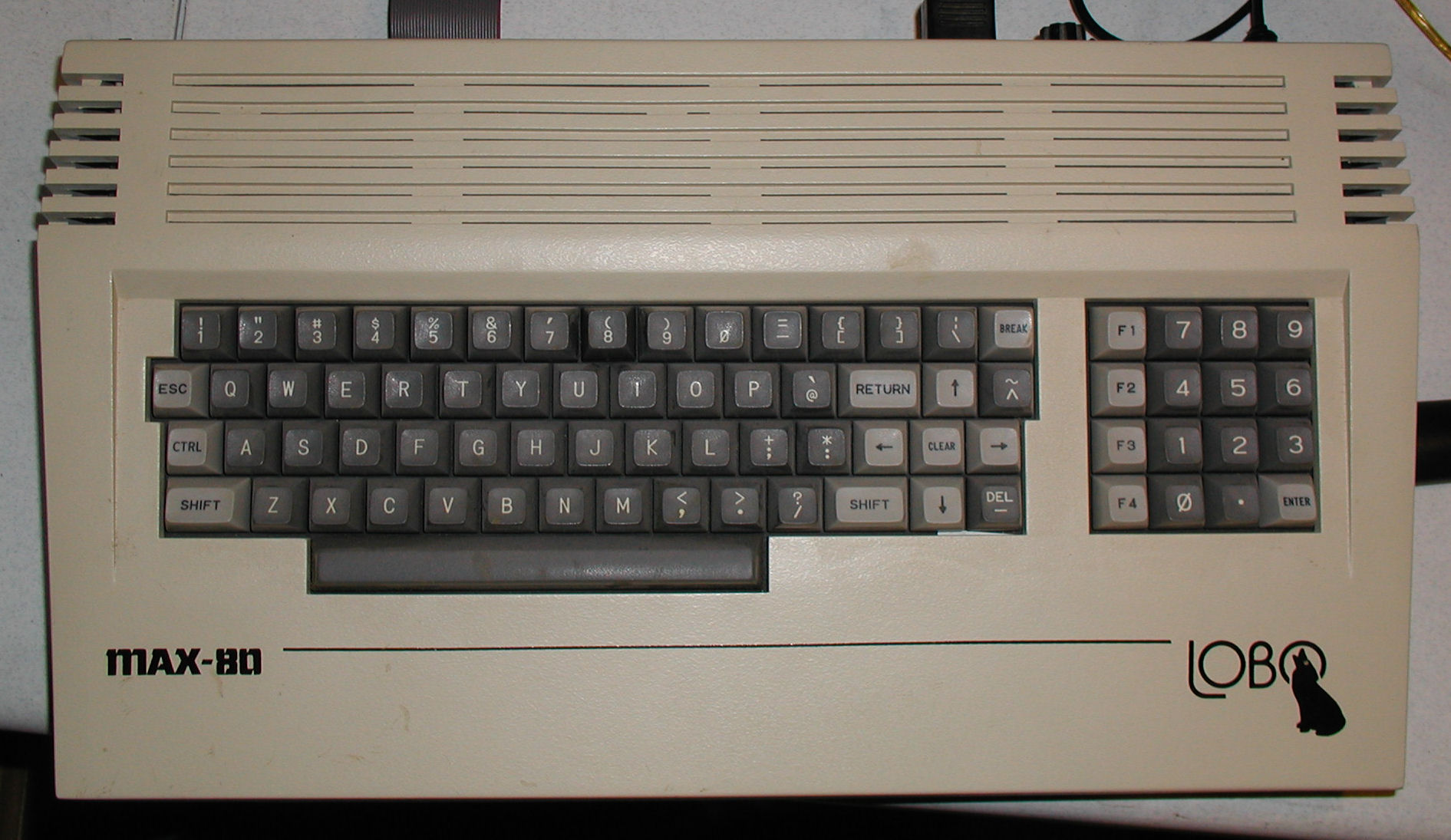 Vintage Computer Keyboards Vintagecomputer Commodore Pet 30th Anniversary