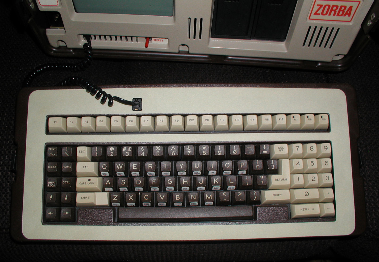 Vintage Computer Keyboards Vintage Computer Photos Subject Zorba Vintagecomputer