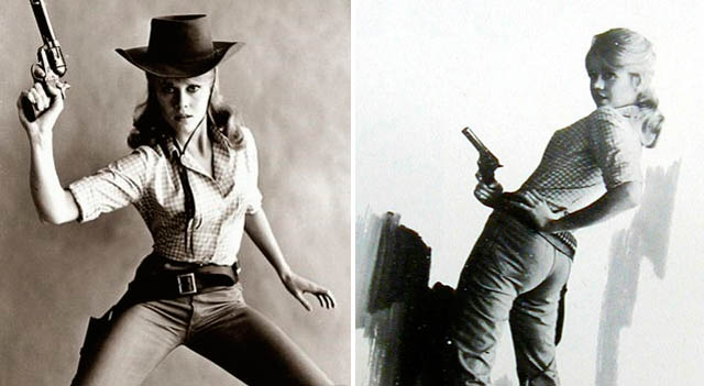 Danger 3d Wallpaper Cowgirls Vintage Everyday