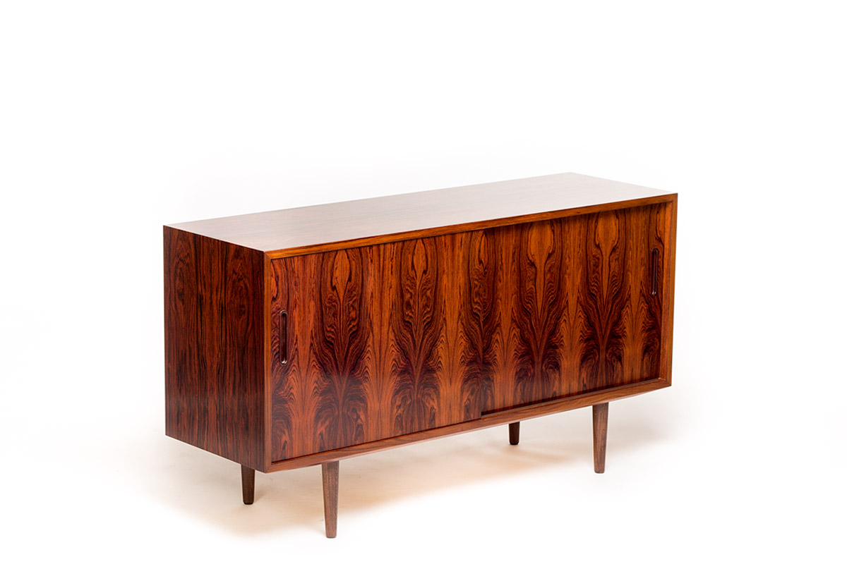 Danish Furniture St Louis Vintage Rosewood Sideboard By Carlo Jensen For Hundevad