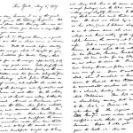 Old Handwriting Script