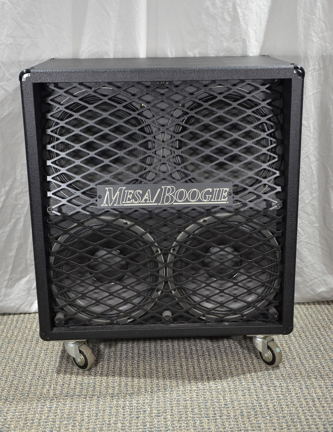 Mesa 4x12 Mesa Boogie 4x12 Speakers 2 Vintage Guitars And Amps
