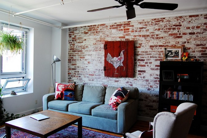 10 ways to get a vintage industrial living room design - industrial living room ideas