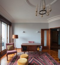 3 Dazzling Apartments with Retro Interiors in 1940s Porto ...