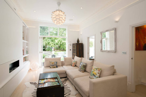 To Make Your Small Living Room Look Bigger - how to make a small living room look bigger
