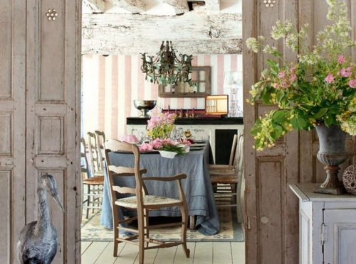 Medium Of French Inspired Home Decor