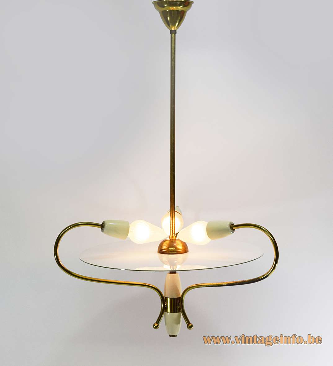 Italian Pendant Lighting Italian 1950s Chandelier Vintage Info All About Vintage
