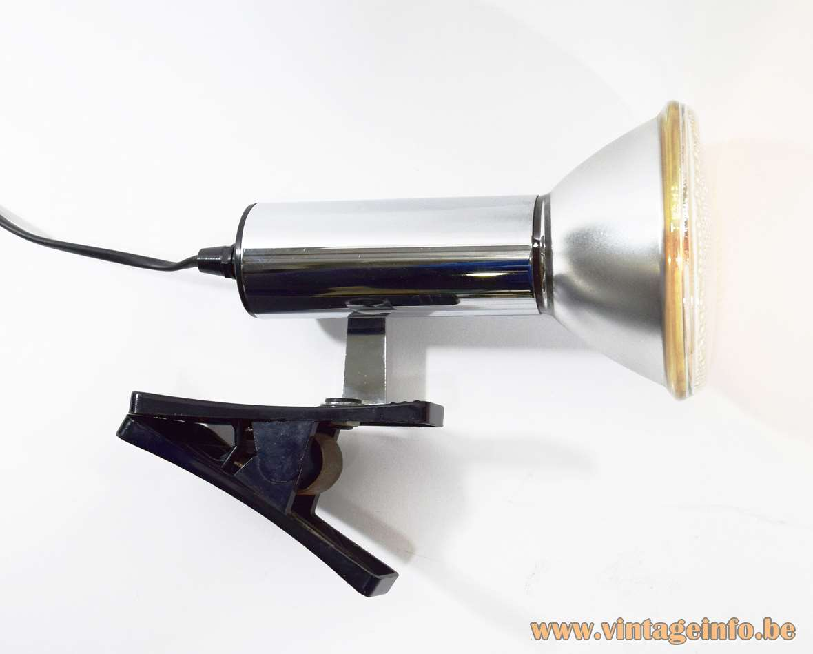 Targetti Clamp Spot Lamp Vintage Info  All About Vintage
