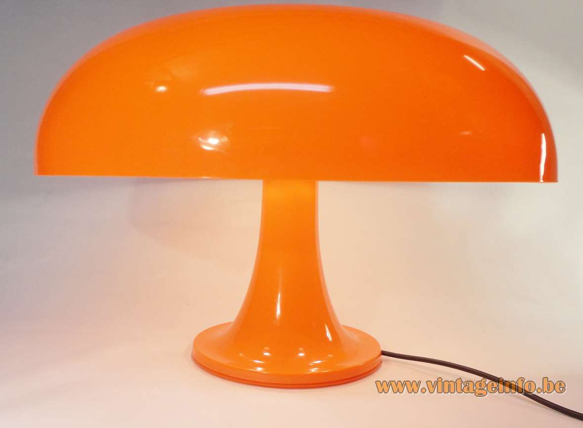 Artemide Nesso Artemide Nesso Table Lamp Vintage Info All About Vintage Lighting