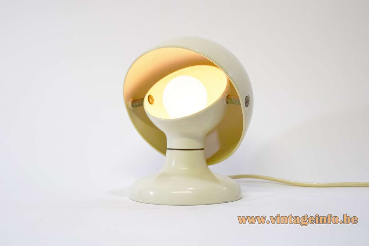 Lampada Nuvola Flos Flos Jucker Table Lamp Vintage Info All About Vintage Lighting
