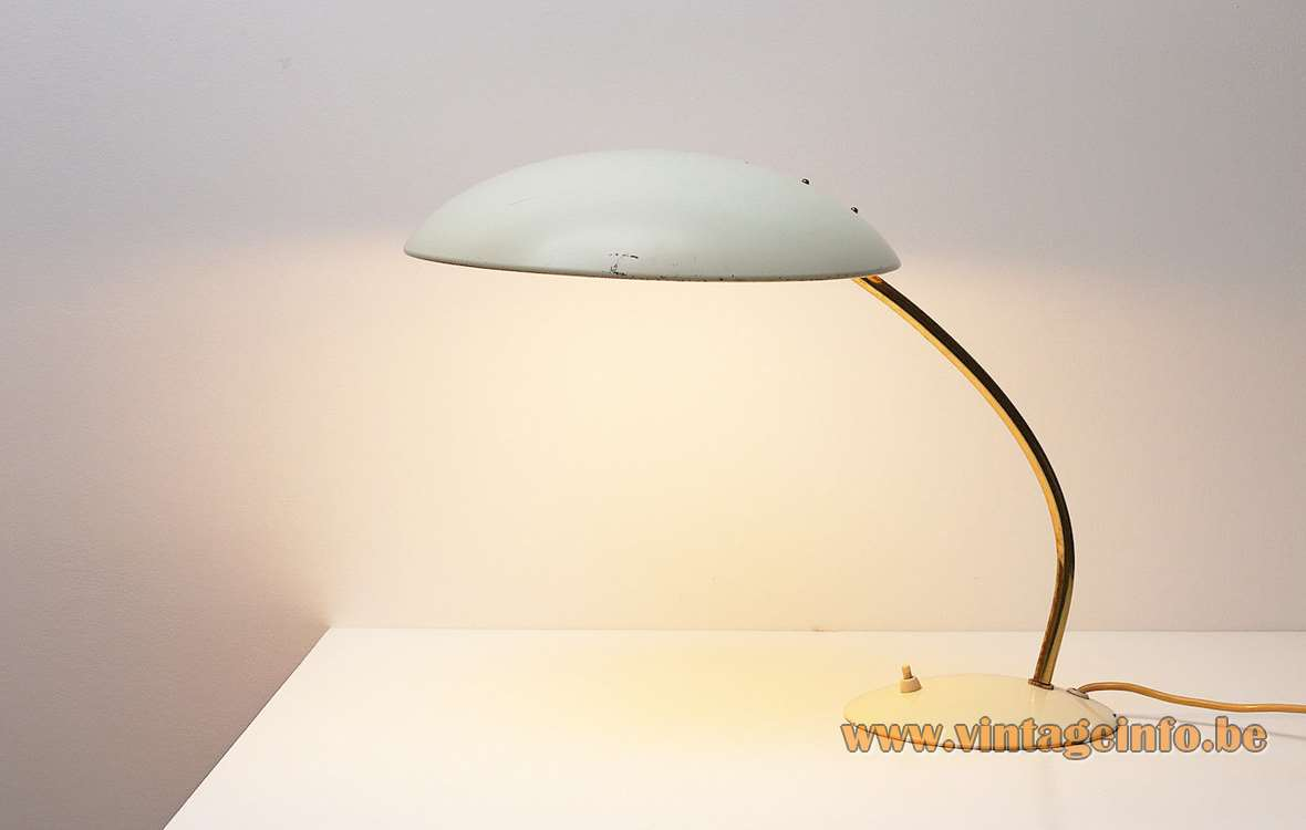 Leuchten Kaiser Kaiser Idell Desk Lamp 6782 –vintageinfo – All About Vintage Lighting