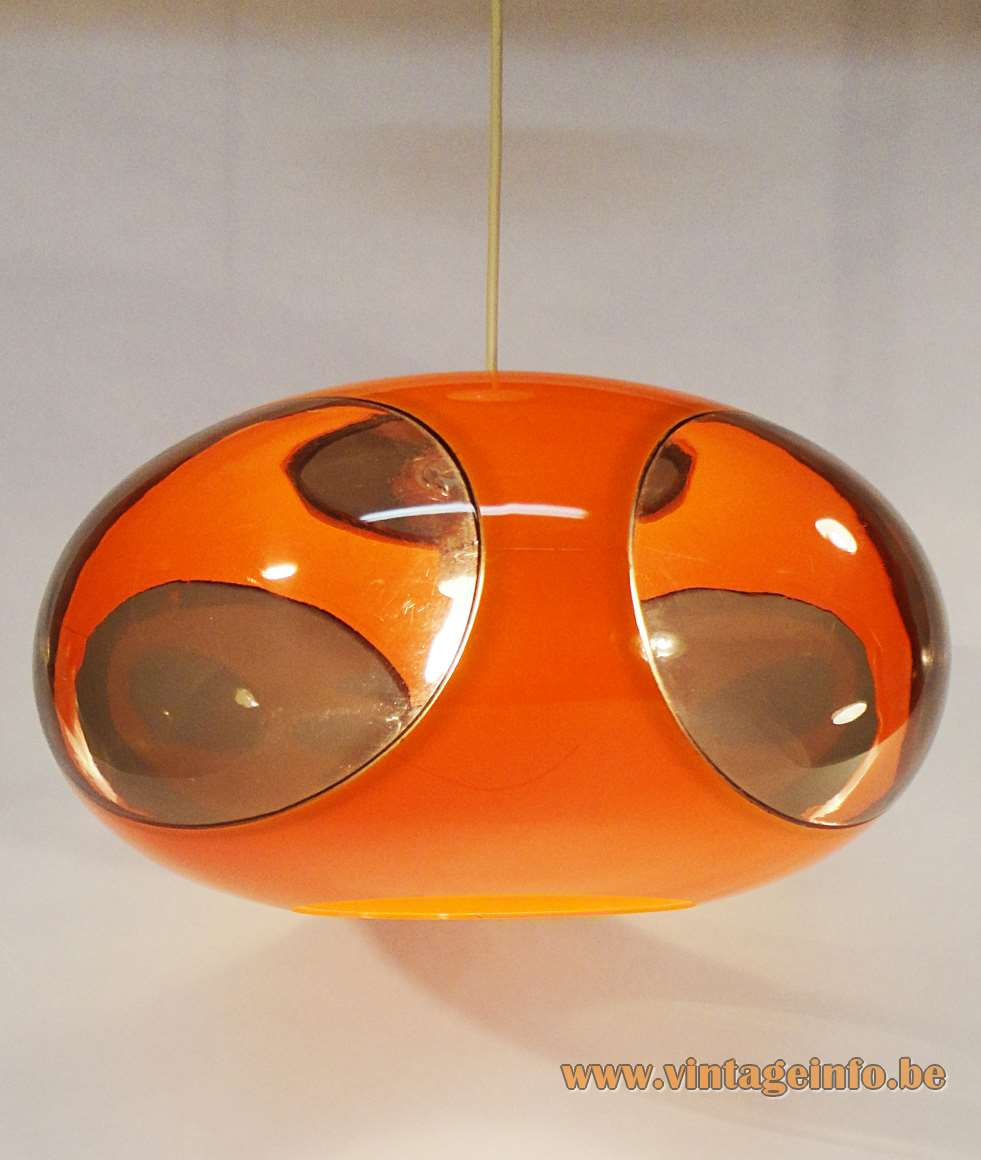Philips Lamp Wikipedia Luigi Colani Ufo Pendant Lamp –vintage Info – All About