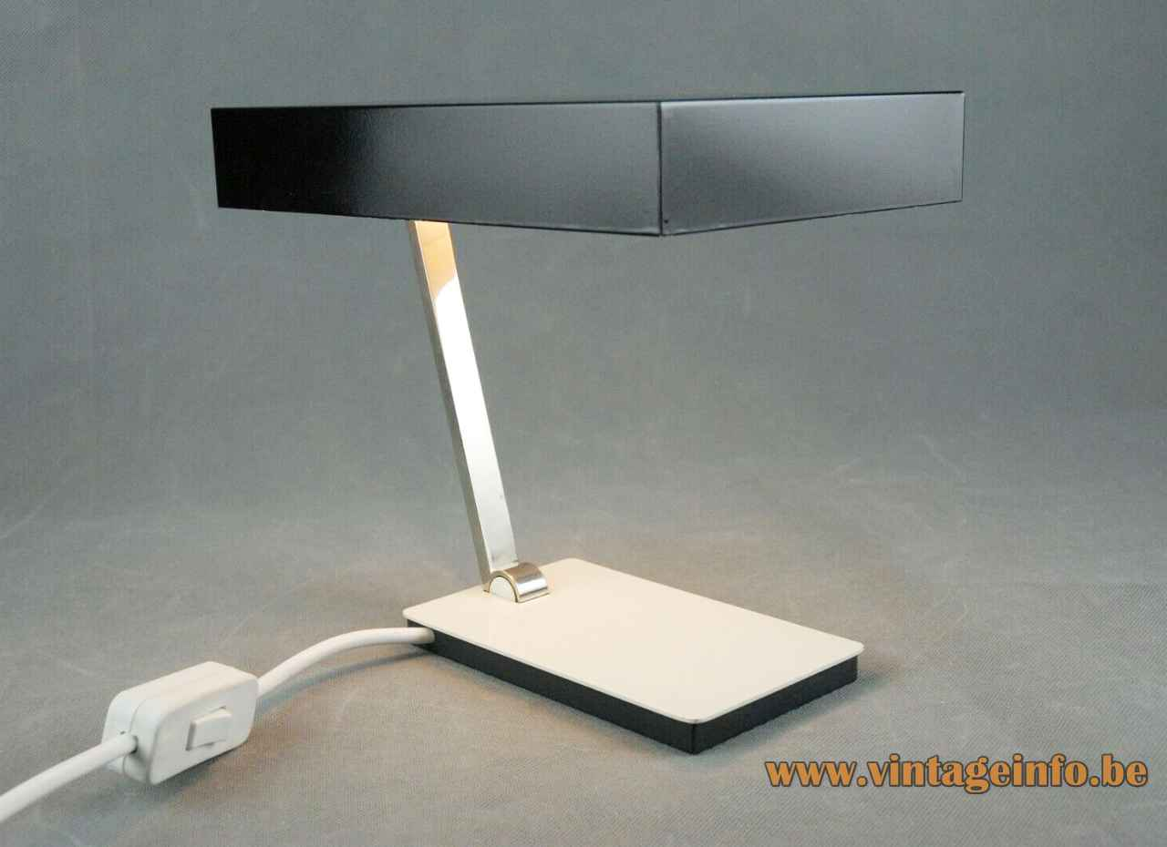 Leuchten Kaiser Kaiser Leuchten Desk Lamp 6878 –vintageinfo – All About Vintage Lighting
