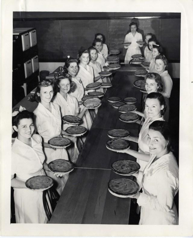 1940s college classes