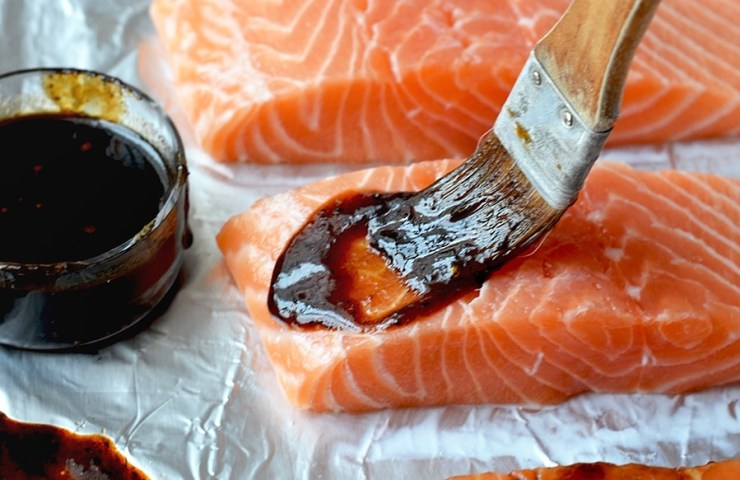 Incredibly Easy Asian Baked Salmon