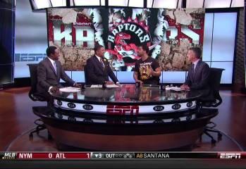Drake Guests On NBA Countdown